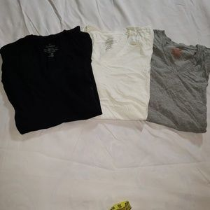 Lot of 3 Calvin Klein New Balance t shirts size s